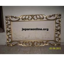 Mirror Jati Jepara