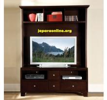Bufet Tv Minimalis Jati