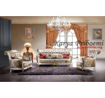 Cester Sofa Set