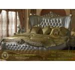 Tempat Tidur Klasik Mewah Bourbon