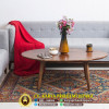 Kursi Sofa Tamu Minimalis Mewah Grey