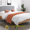 Tempat Tidur Jati Retro Estella