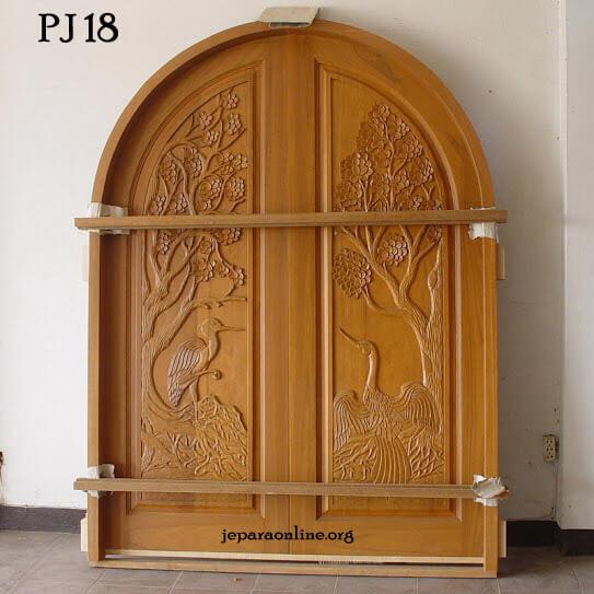Pintu Jati 18