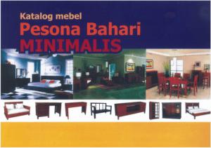 katalog minimalis