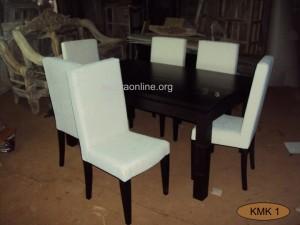 set meja makan minimalis jok