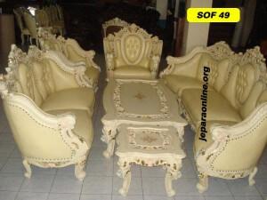 Sofa Tamu Gajah Mada