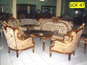 Sofa Tamu Inggris