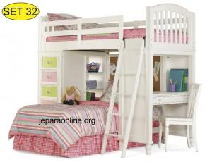 Tempat Tidur Anak Tingkat Duko