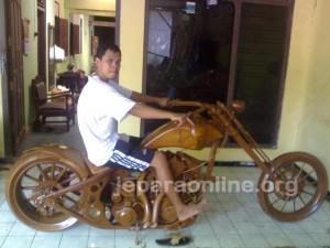 Harley Davidson Jati Jepara