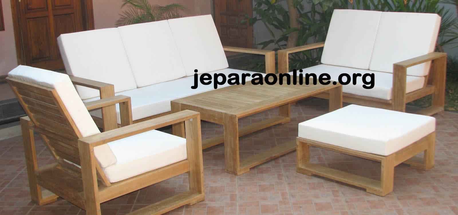 Kursi Sofa Tamu Minimalis Modern