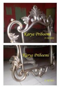 Pigura Cermin Antik