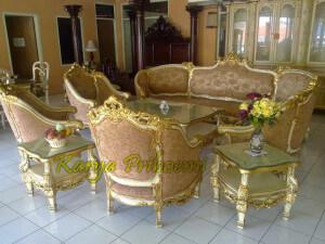 Kursi Sofa Tamu Bintang Lima