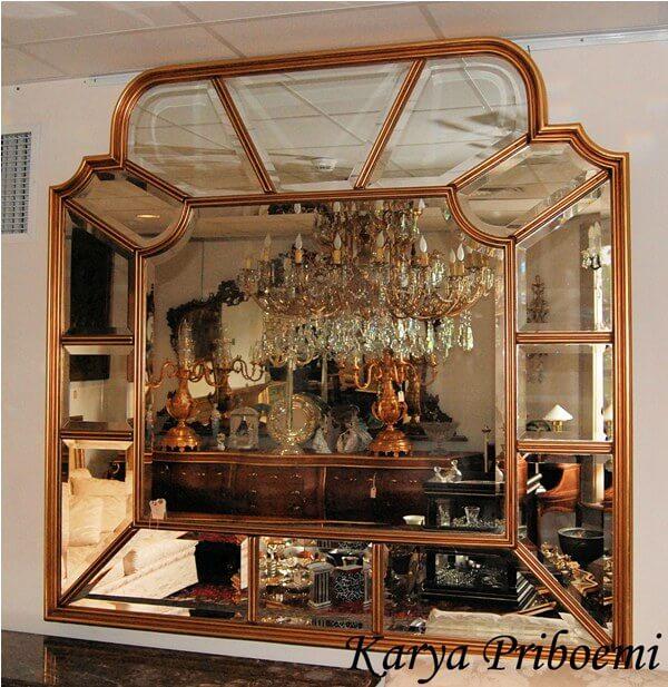 Italian Mirror 2