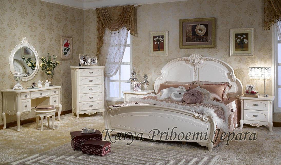 Kamar Set Klasik Model Francis