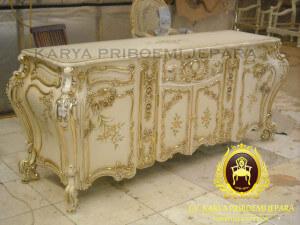 Buffet Klasik Baroque Lukis