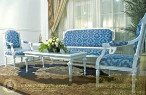 Kursi Tamu Klasik Modern Rococo