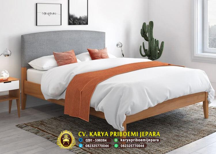 Tempat Tidur Jati Retro Estella, Tempat Tidur Jati, Tempat Tidur Retro, Tempat Tidur Retro Minimalis