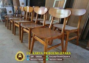 Kursi Cafe Jati Jepara Murah Terbaru